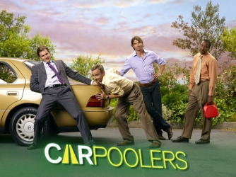 Carpoolers tv show photo