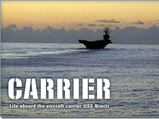 Carrier tv show photo