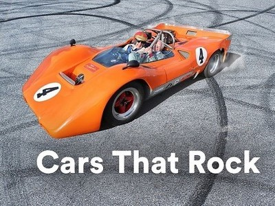 Cars That Rock With Brian Johnson (UK)