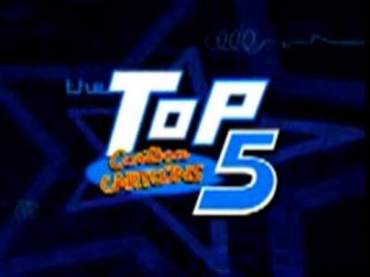 Cartoon Network Top 5 tv show photo