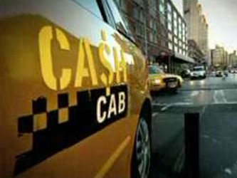 Cash Cab tv show photo