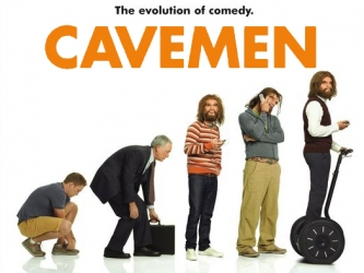 Cavemen tv show photo