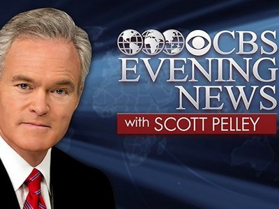 CBS Evening News tv show photo
