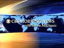 CBS Morning News tv show photo