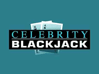 Celebrity Blackjack tv show photo