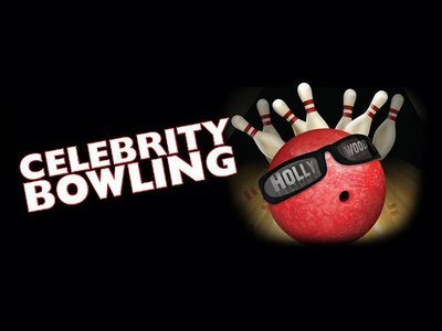 Celebrity Bowling tv show photo