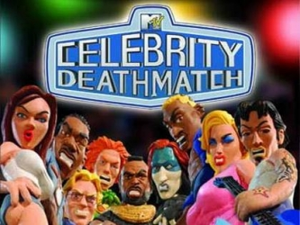 Celebrity Deathmatch tv show photo