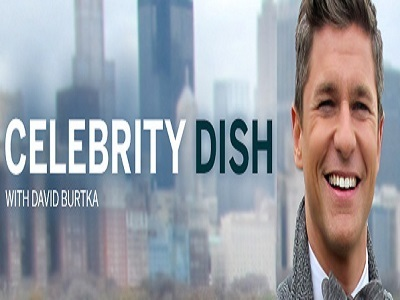 Celebrity Dish With David Burtka