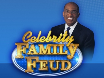 Celebrity Family Feud tv show photo