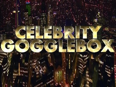 Celebrity Gogglebox tv show photo