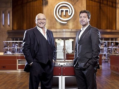 Celebrity Masterchef (UK) tv show photo