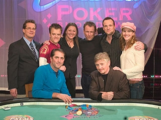 Celebrity Poker Showdown tv show photo