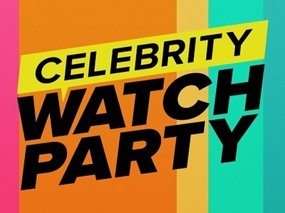 Celebrity Watch Party tv show photo