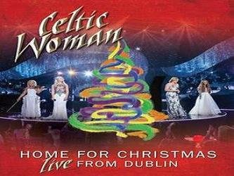 Celtic Woman Home for Christmas tv show photo