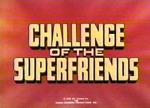 Challenge of the SuperFriends tv show photo