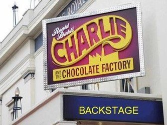 Charlie and the Chocolate Factory: Backstage (UK)