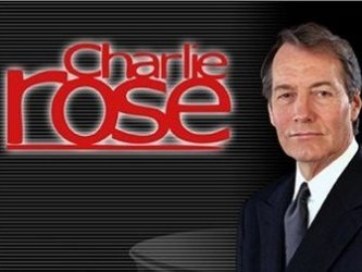 Charlie Rose tv show photo