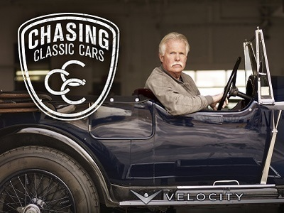 Chasing Classic Cars tv show photo
