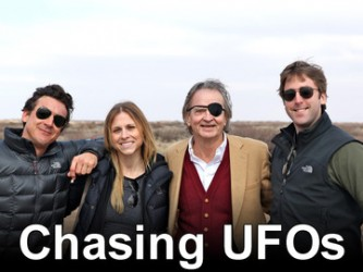 Chasing UFOs tv show photo