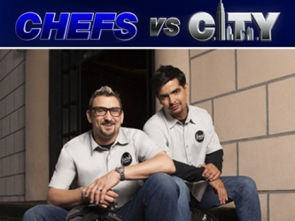 Chefs Vs. City tv show photo