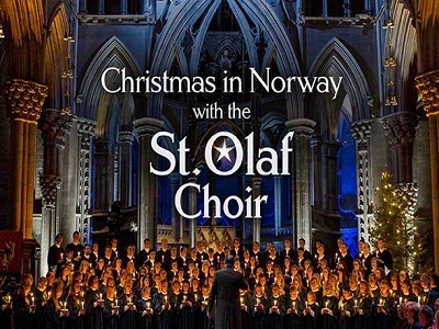 Christmas in Norway with the St. Olaf Choir tv show photo
