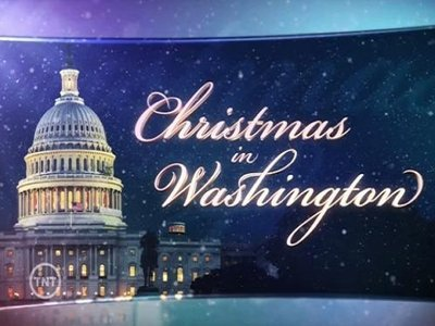 Christmas in Washington tv show photo