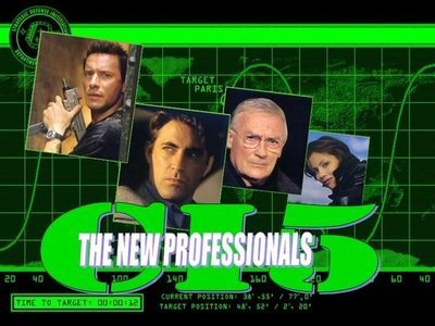 CI5: The New Professionals (UK) tv show photo