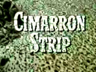 Cimarron Strip tv show photo