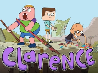 Clarence tv show photo