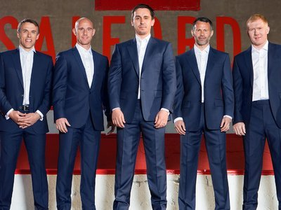 Class Of 92: Out Of Their League (UK)