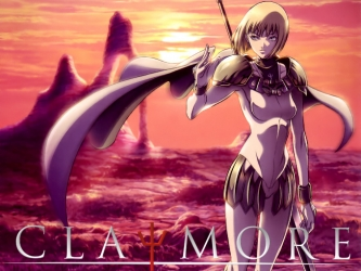 Claymore  tv show photo