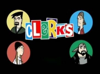 Clerks tv show photo