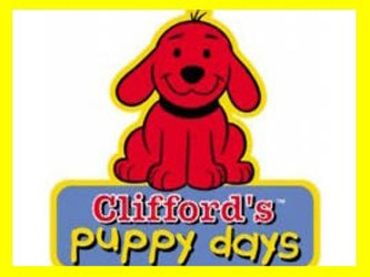Clifford's Puppy Days tv show photo