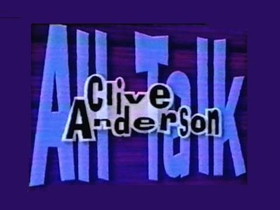 Clive Anderson All Talk (UK) tv show photo