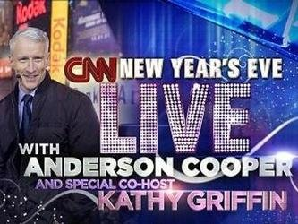 CNN's New Year's Eve Live tv show photo