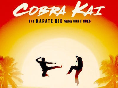 Cobra Kai tv show photo