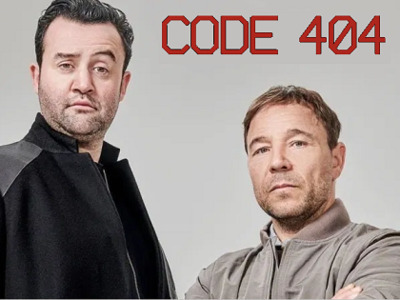 Code 404 (UK) tv show photo