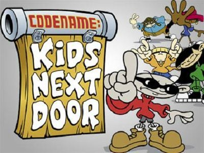 Codename: Kids Next Door tv show photo