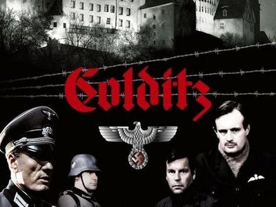 Colditz (UK) tv show photo