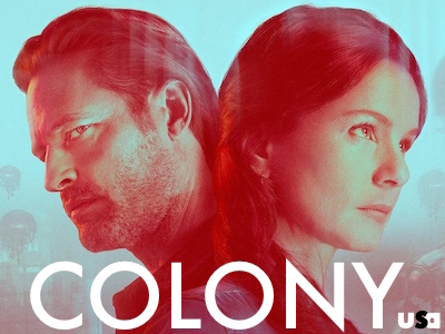 Colony TV Show