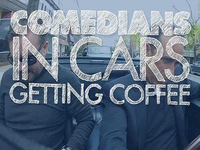 Comedians in Cars Getting Coffee tv show photo