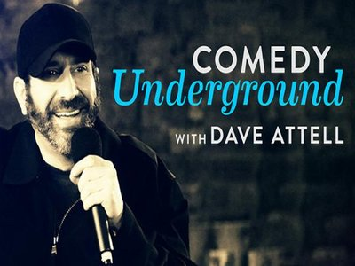 Comedy Underground with Dave Attell tv show photo