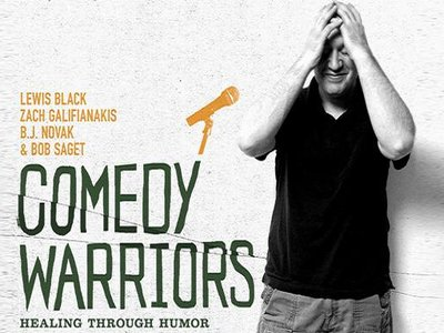 Comedy Warriors