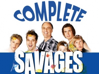 Complete Savages tv show photo