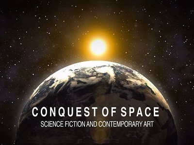 Conquest Of Space: Sci-Fi & Art (AU)