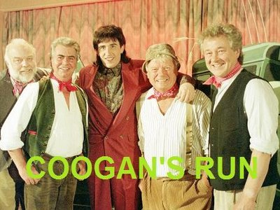 Coogan's Run (UK) tv show photo