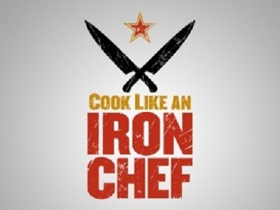 Cook Like an Iron Chef