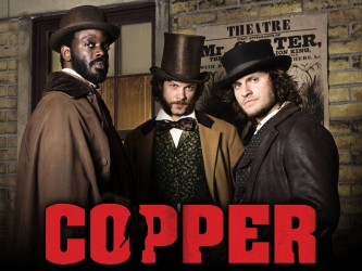 Copper tv show photo