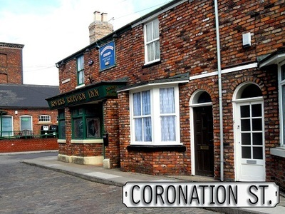 coronation street tv schedule