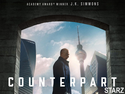 Counterpart tv show photo